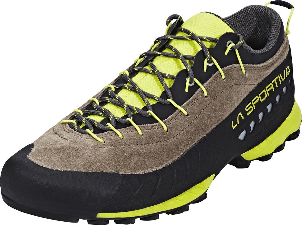 La Sportiva TX4 Shoes Unisex Taupe/Sulphur Schuhgröße 47 2018 Schuhe ZhxjP4PKm